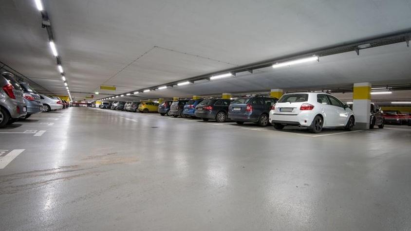 Surveillance des parkings